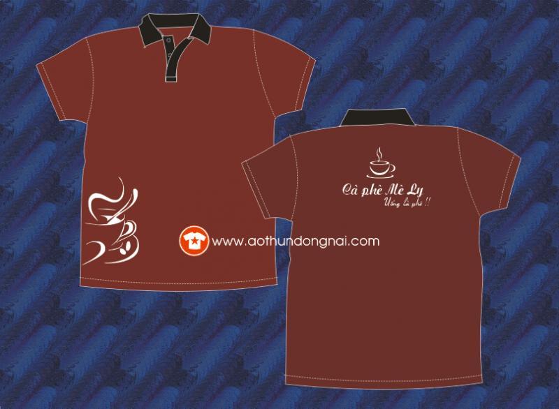 Đồng phục quán cà phê - MS01